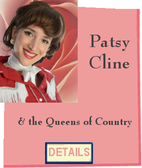 Patsy Cline tribute featuring Marie Bottrell